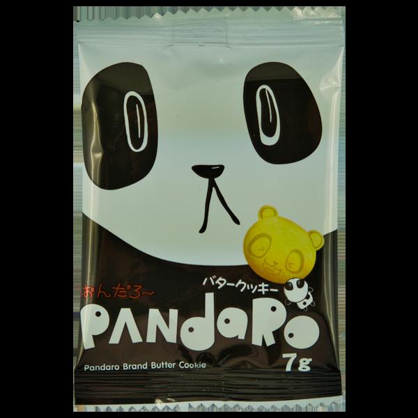 Pandaro Biscuit au beurre