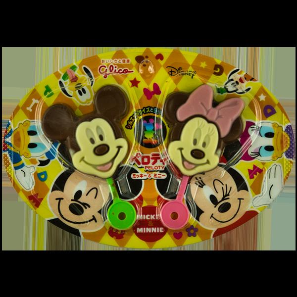 Peroty chocolat Micky & Minnie