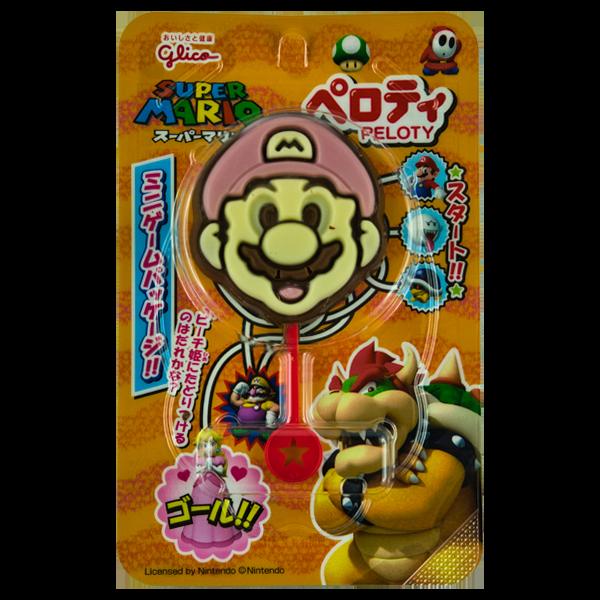 Peroty chocolat Super Mario