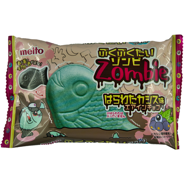 Puku Puku Zombie Tai Chocolat-Cassis