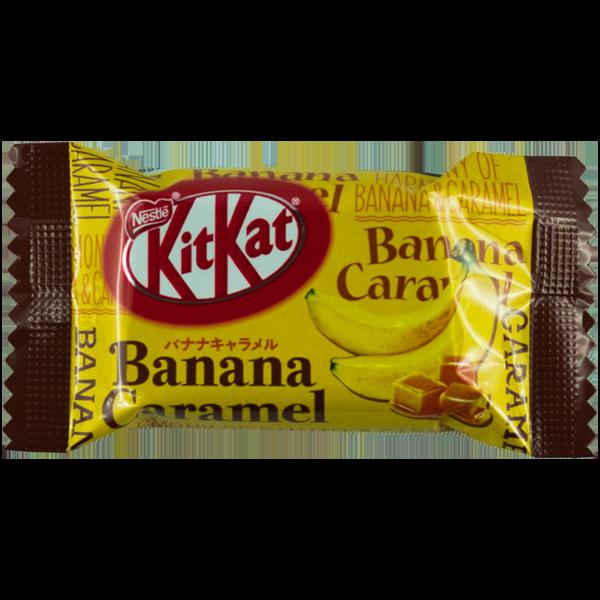 Kitkat Banane & Caramel (1 pièce)