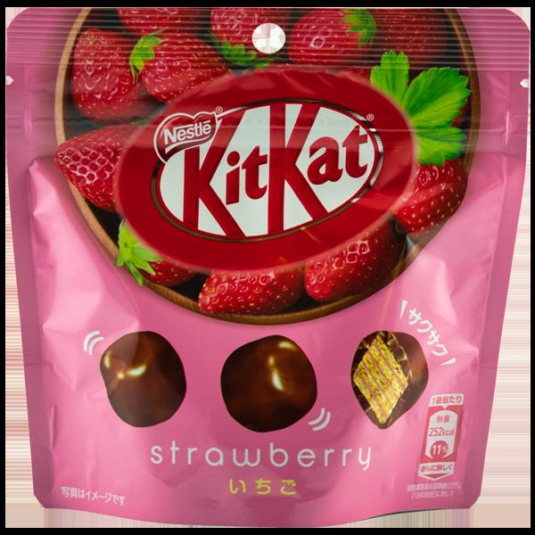 Kitkat Bite Everyday Fraise
