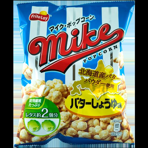Mike Popcorn Butter & Soja