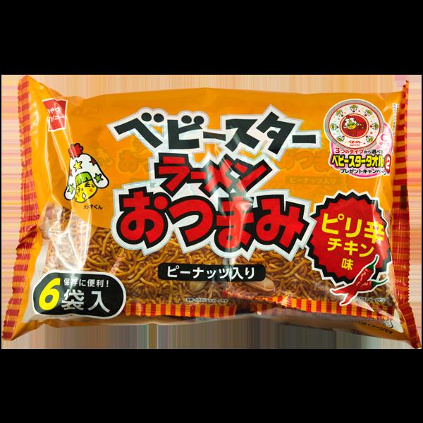 Ramen Otsumami Spicy Chicken Snack