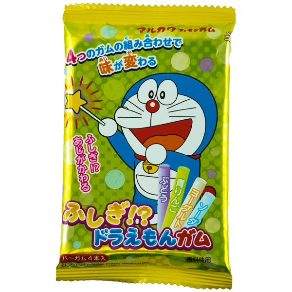 Doraemon Chewing-gum Mix 'n Match