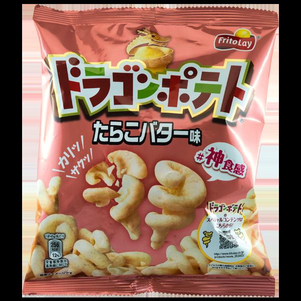Dragon Potato Chips Pollak & Butter