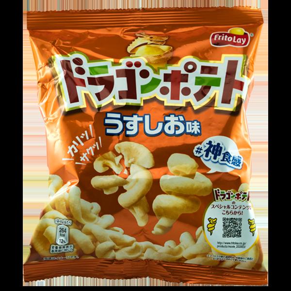 Dragon Potato Chips Tasty Salt