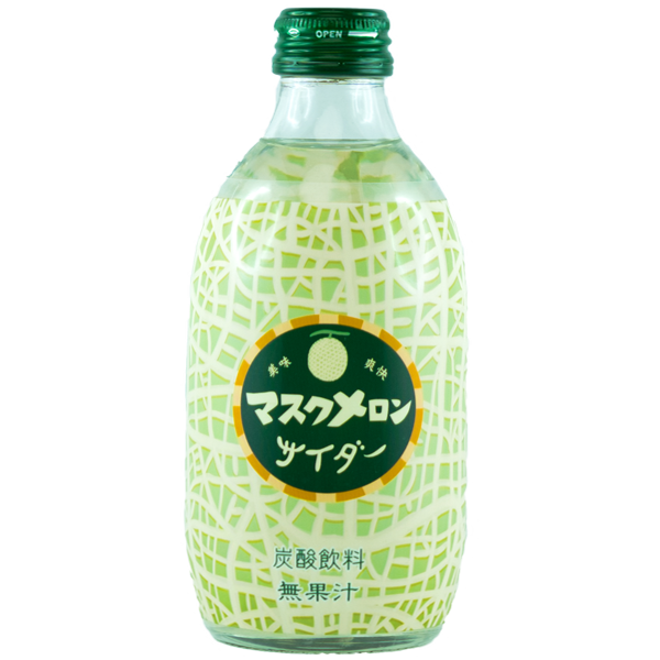 Zuckermelone Cider
