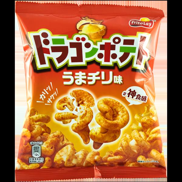 Dragon Kartoffelchips Tasty Chili
