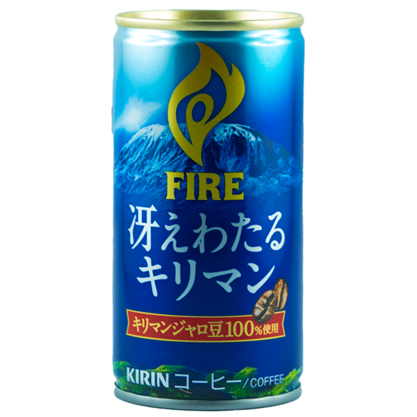 FIRE Milchkaffee pur Kilimanjaro