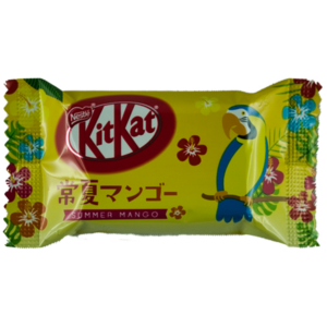 Kitkat tropische Mango (1 Stück)