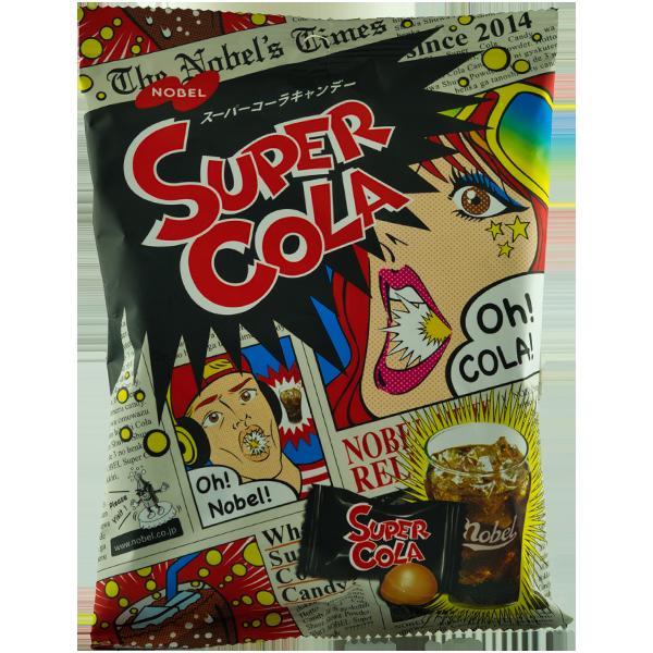 Nobel Super Cola Candy